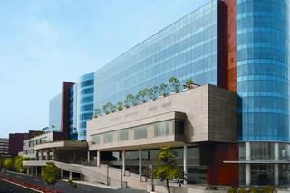 The Leela Ambience Gurgaon Hotel & Residences in New Delhi, India