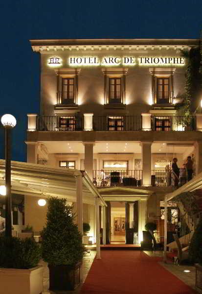 Arc de Triomphe by Residence Hotels in Bucharest, Romania