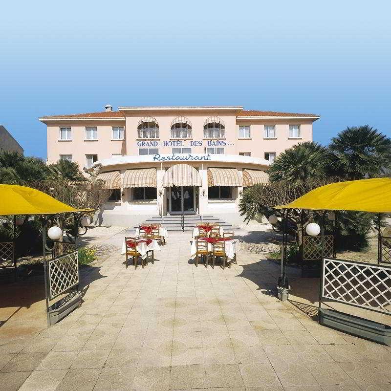 Hotel grand hotel des bains sanary sur mer viajes for Grand hotel des bain