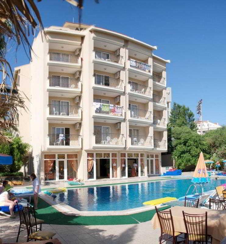Club Dorado Hotel in Marmaris, Turkey