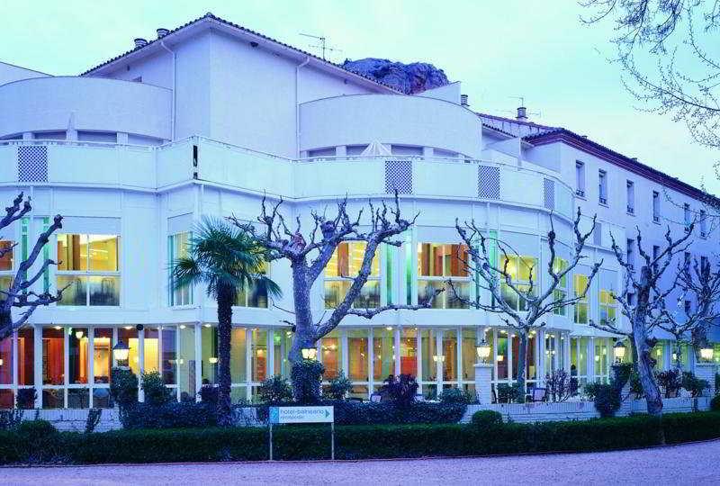 hotel Balneario Sicilia en la población de Jaraba