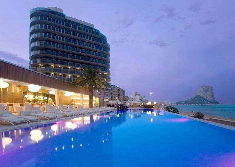 Apartamentos Del Mar en Calpe