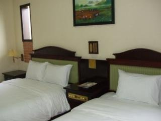 Agribank Hoi An Beach Resort:  Room
