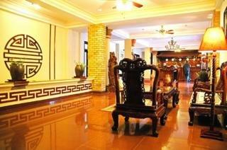 Thuy Duong 3 Hotel:  Lobby