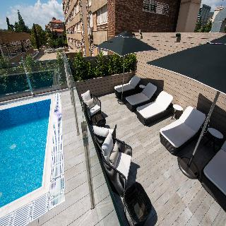 Hotel catalonia rigoletto - Sabino arana barcelona ...