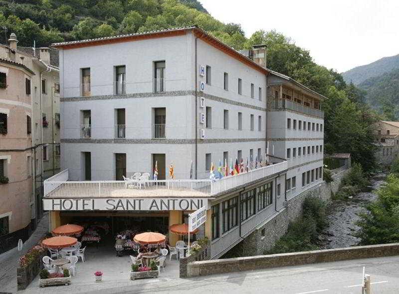 Hotel Sant Antoni Ribes