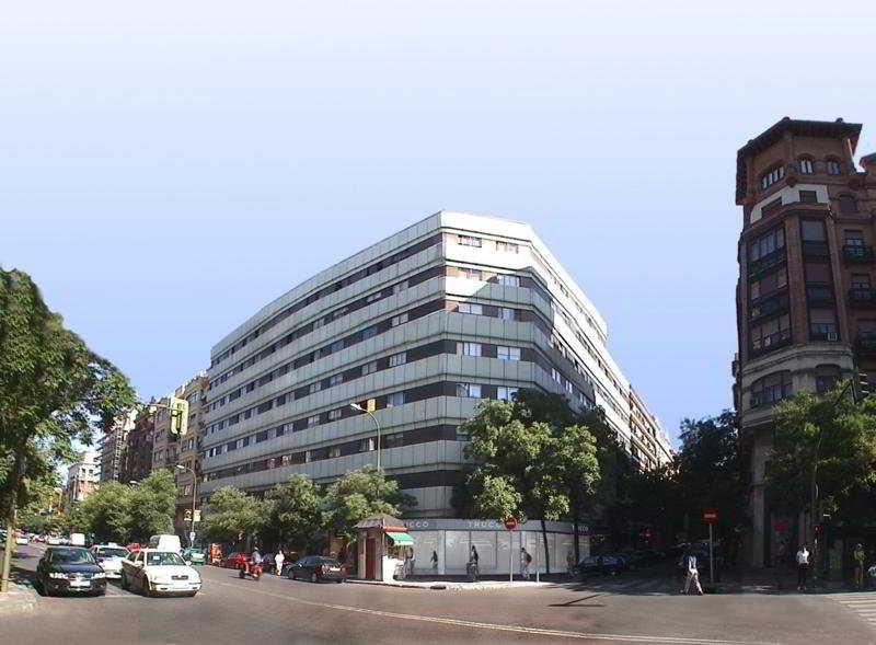 Goya75 for Alojamiento madrid centro