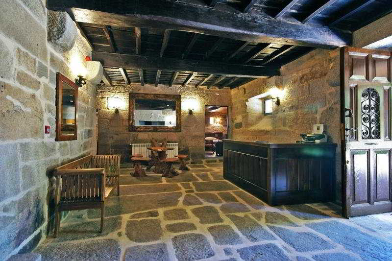 Pazo Barbeiron Pobra De Trives, Spain Hotels & Resorts