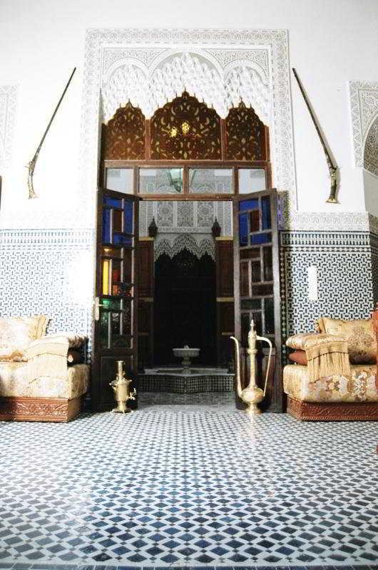 Riad Al Pacha in Fes, Morocco