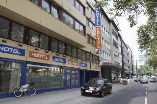 Hotel A&O Düsseldorf Hauptbahnhof