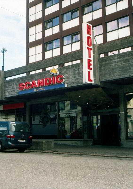 Scandic Kristiansand:  General