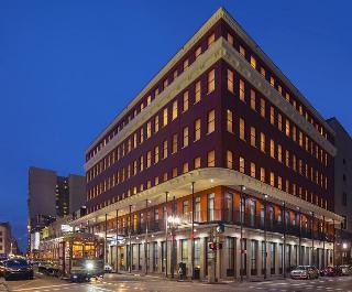 新奧爾良法國區萬怡酒店