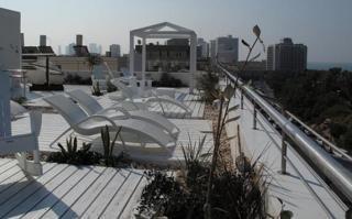 Dormir en Hotel Shalom  & Relax en Tel Aviv