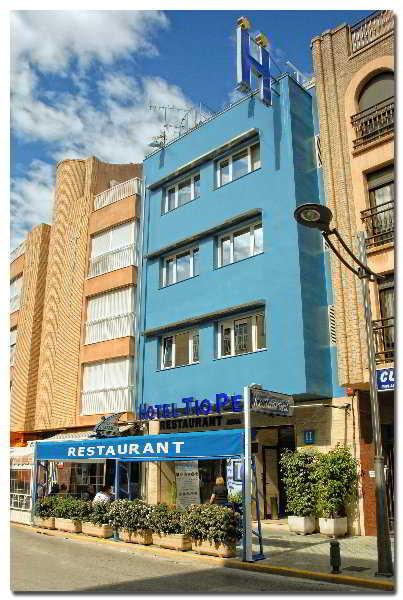 Hoteles con habitaciones para minusv lidos en pe scola for Hoteles con habitaciones familiares en espana