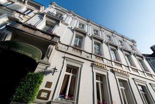 Relais and Chateaux Hotel Heritage