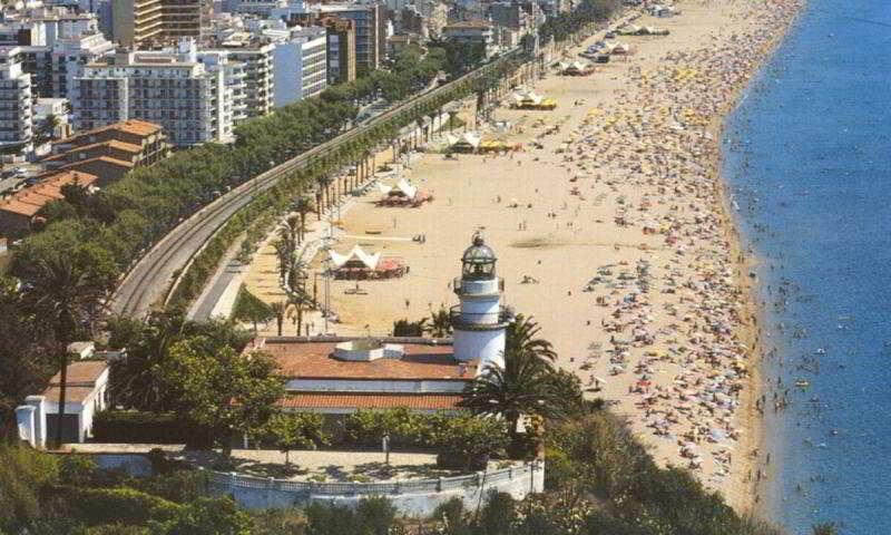 Hotel Roulette Costa Brava & Maresme 4* en Lloret De Mar