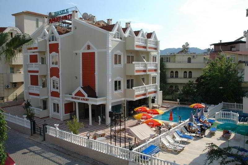 Basil's Apart Hotel in Marmaris, Turkey