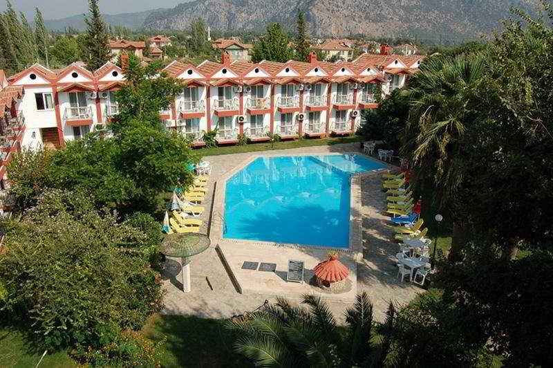 Via La Perla Hotel & Spa in Marmaris, Turkey