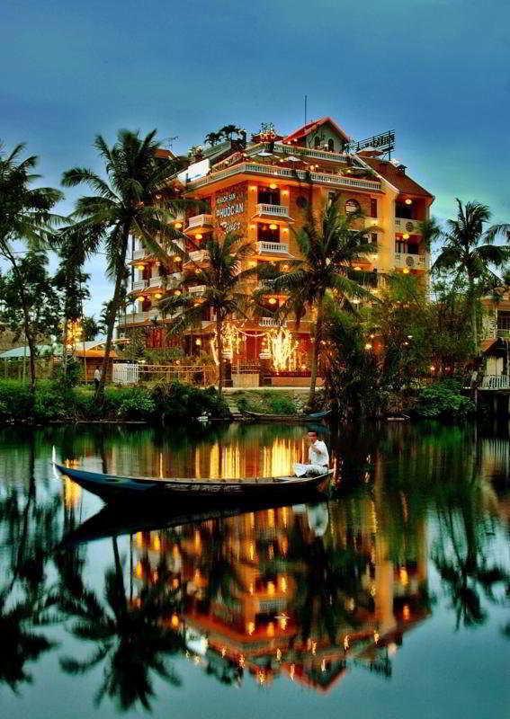 Phuoc An River Hotel:  General