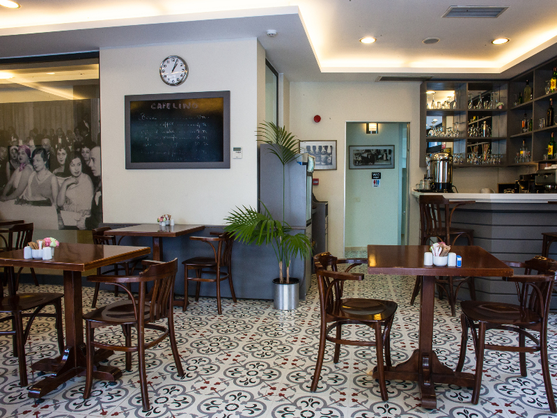 Hotel Lino:  Bar