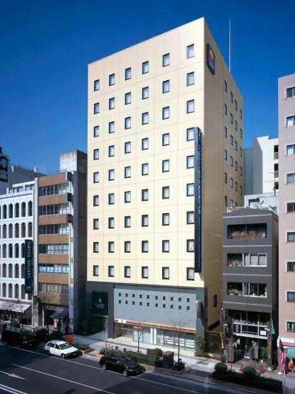 東京冬日本橋舒適酒店