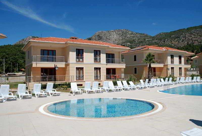 The One Club in Marmaris, Turkey