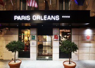 Quality Hotel Paris Orleans in Paris, France