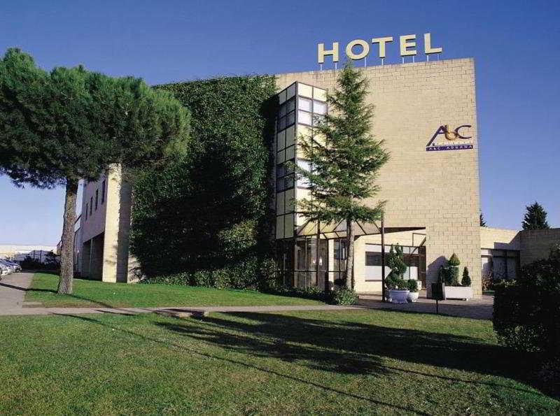 Hotel Burgos Avec Parking