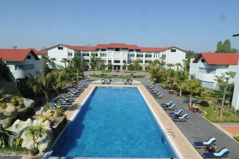 Paradise Angkor Villa Hotel -