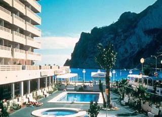Apartamentos ar esmeralda suites hotel en calpe viajes for Hoteles en calpe playa