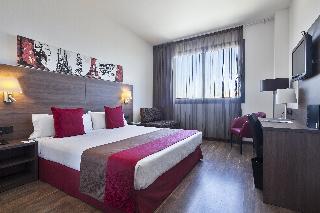 4 Barcelona - Hoteles en Barcelona - Zona Paseo Marítimo / Playa