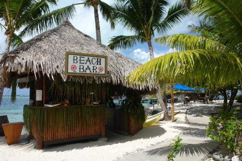 Bar (#1 of 12) - Le Maitai Polynesia Bora Bora