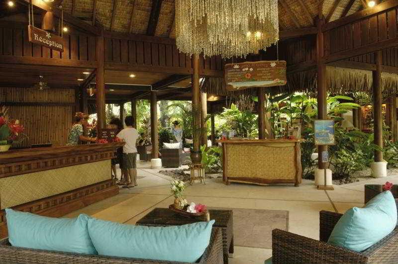 Lobby - Le Maitai Polynesia Bora Bora