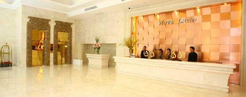 check rates at the Hope Land Hotel & Executive Residence hotel Bangkok Thailand
