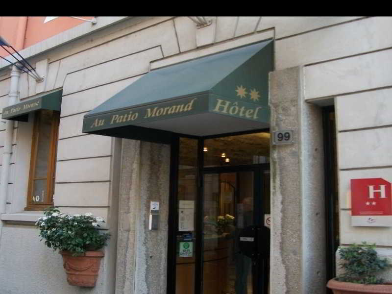 Inter-Hotel au Patio Morand in Lyon, France