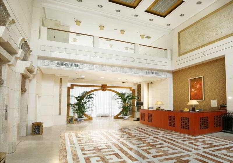 Hanzhou Commercial:  Lobby