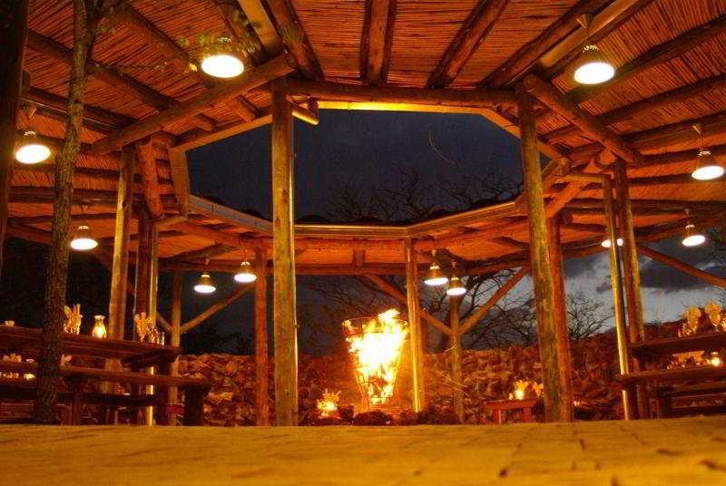 Restaurant (#2 of 3) - Taleni Etosha Village