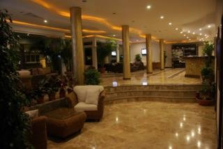 Flora Garden Beach Club:  Lobby: .turkey turkey hotels & resorts side