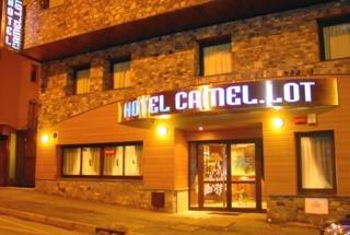 Camel-Lot in Andorra, Andorra