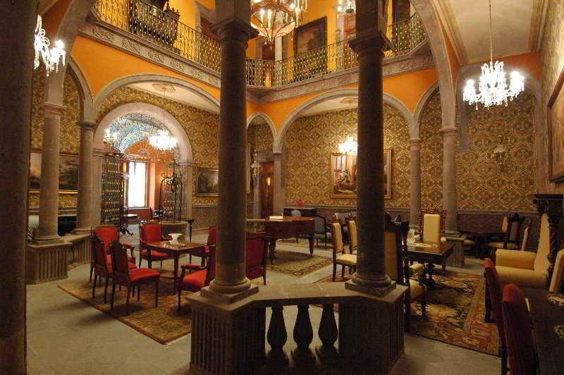 Hotel Museo Palacio De San Agustin Hotels & Resorts San Luis Potosi, Mexico