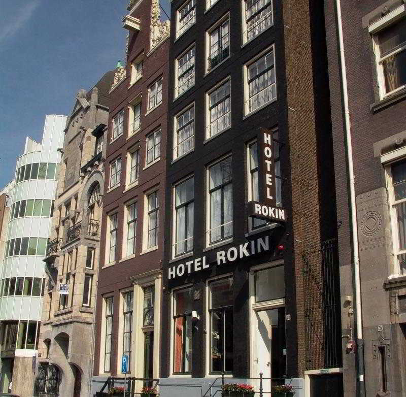 Hotel Rokin:  General