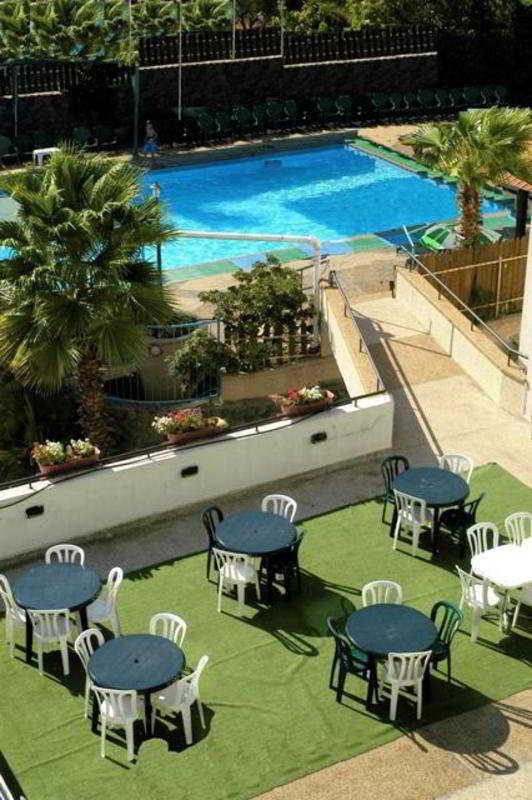 Terrace (#2 of 3) - Astoria Galilee Hotel