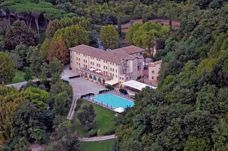 Grand Hotel Terme di Stigliano in Rome, Italy