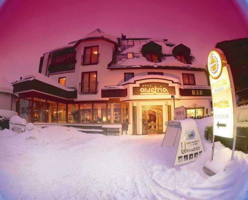 Hotel Austria Bellevue Obergurgl-tirol, Austria Hotels & Resorts