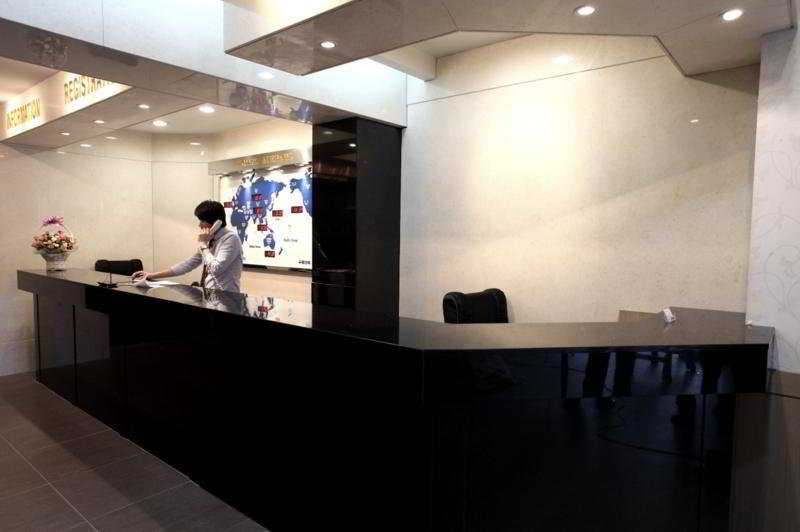 Hotel Airpark:  Lobby