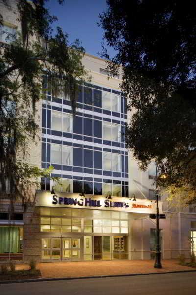 Springhill Suites Savannah Historic District Hotel