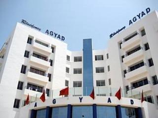 Residence Agyad in Agadir, Morocco
