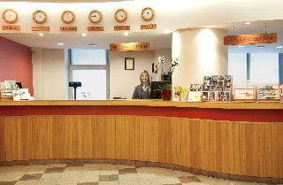 Scandic Hotel Neringa:  Lobby