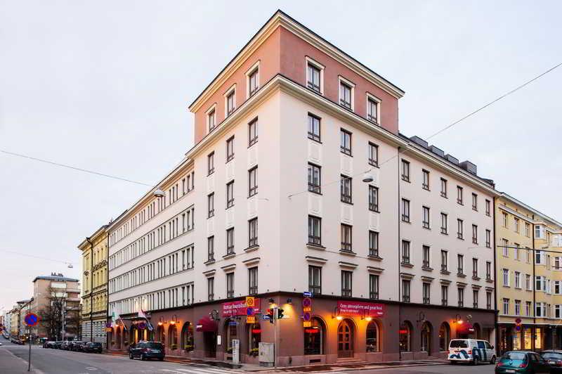 Sokos Hotel Aleksanteri in Helsinki, Finland