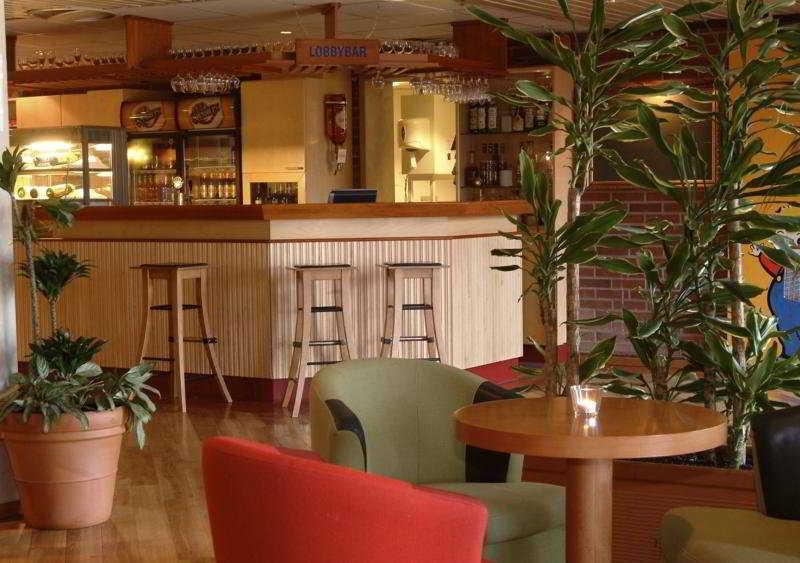Scandic Horisont Hotel Lobby